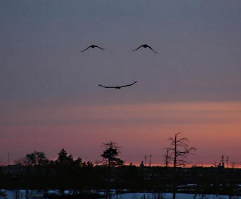 Uśmiech od Pana Boga